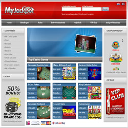 MyJackpot iDeal casino